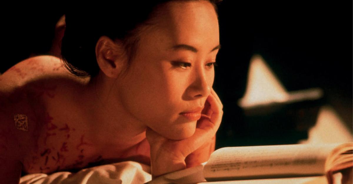 THE PILLOW BOOK (1996)