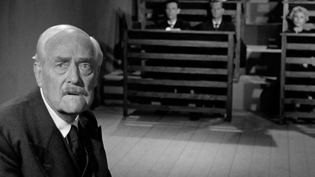Wild Strawberries (1957) An existential road movie