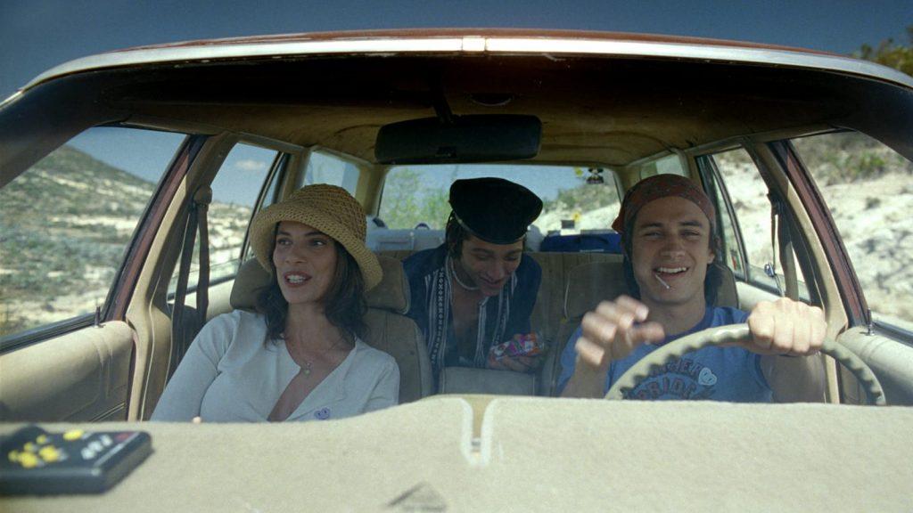 Y Tu Mamá También seductive coming of age road movie