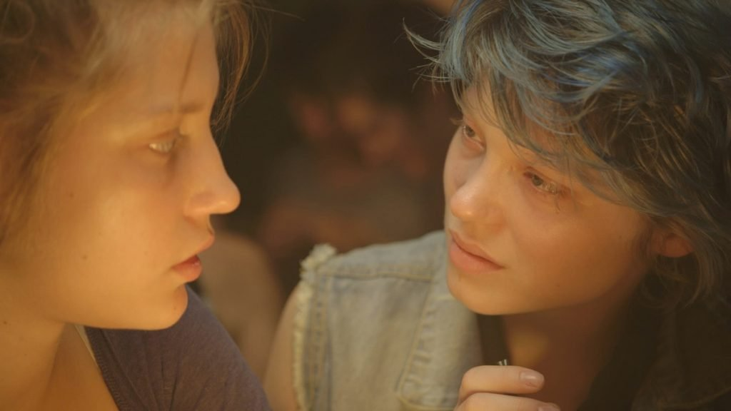 French Films Blue is the Warmest Color (2013)
