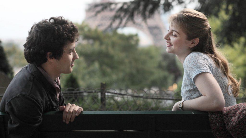 French Films My Golden Days (2015)