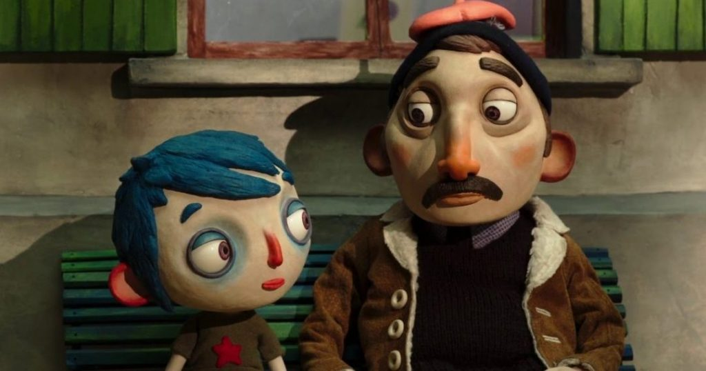 French Films My Life as a Zucchini (2016)