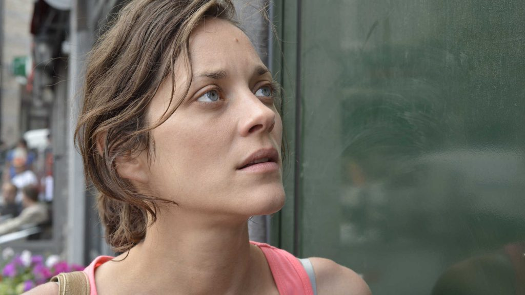 French Films Two Days, One Night (2014)