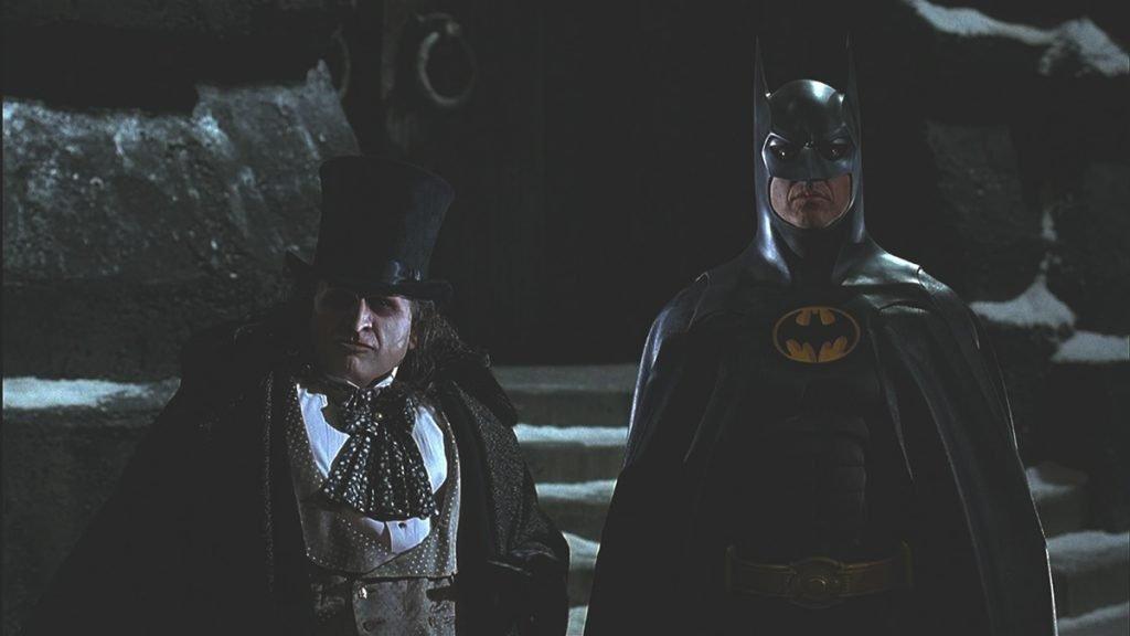 9 Tim Burton Batman Returns