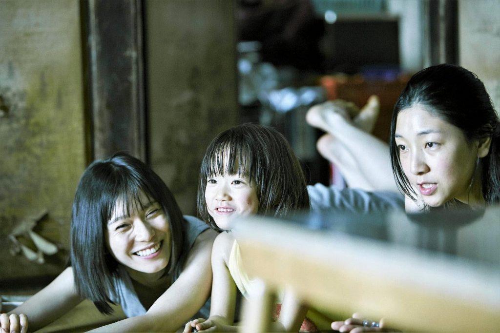 Asian Films on Netflix Shoplifters