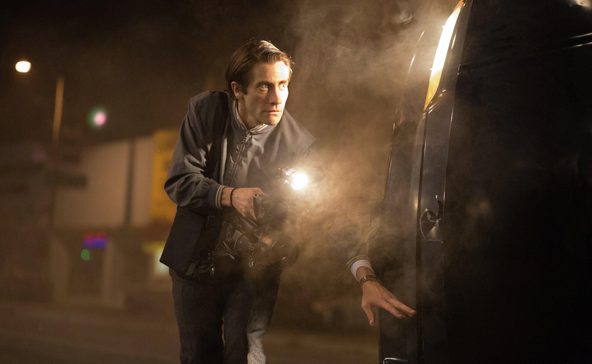 Best Jake Gyllenhaal Movies - Nightcrawler