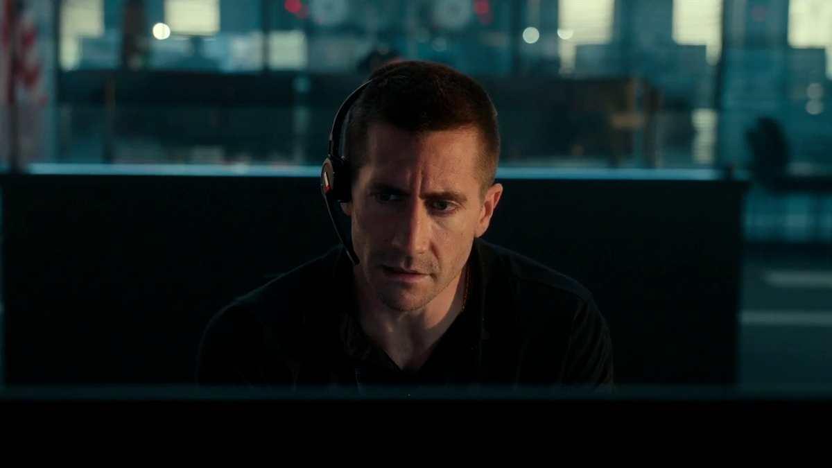 Best Jake Gyllenhaal Movies - The Guilty (2021)
