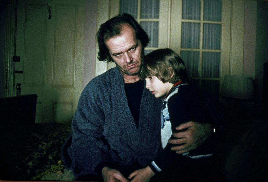 Horror movies of the 1980s 10 The Shining