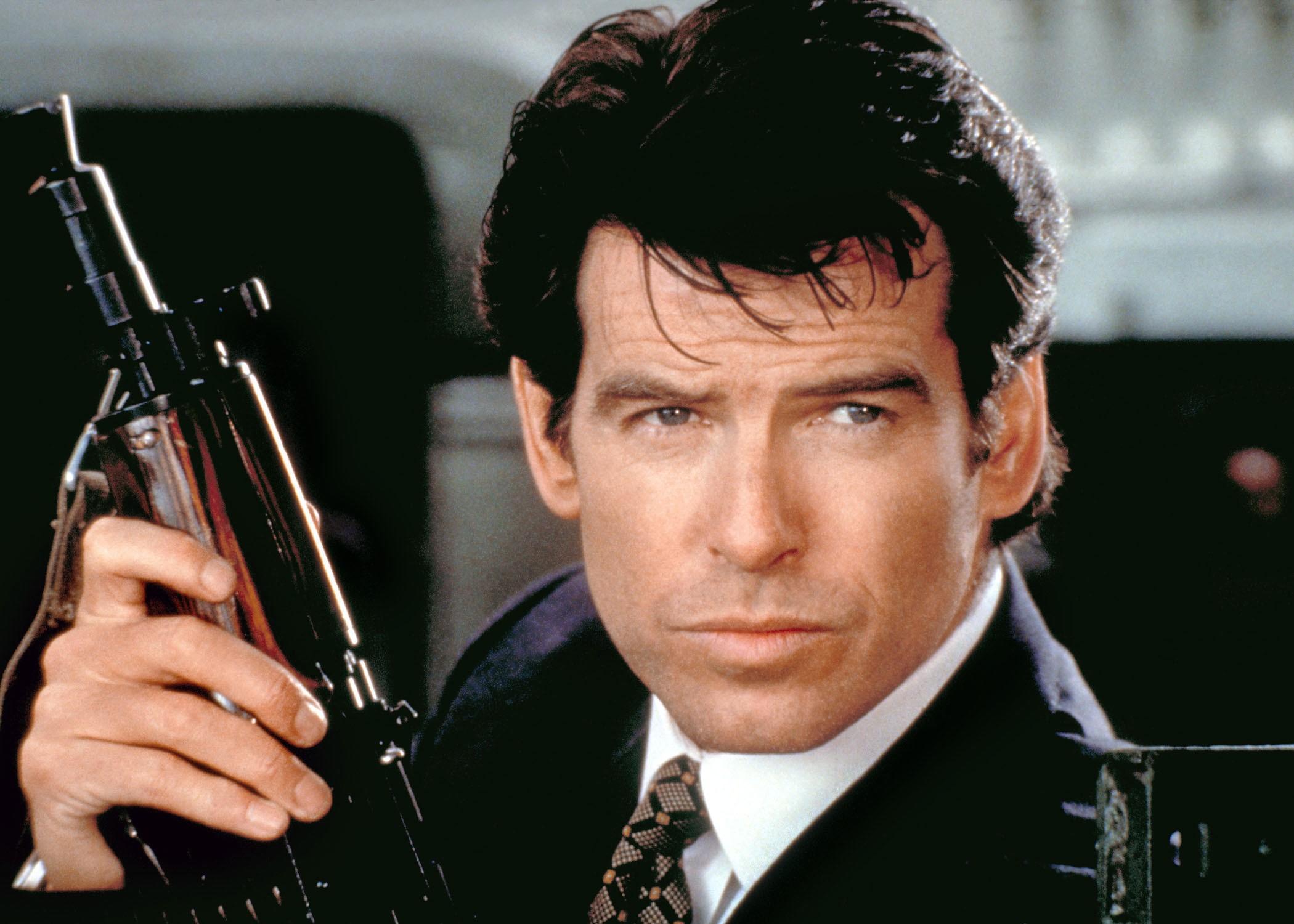 James Bond Movies - GoldenEye (1995)