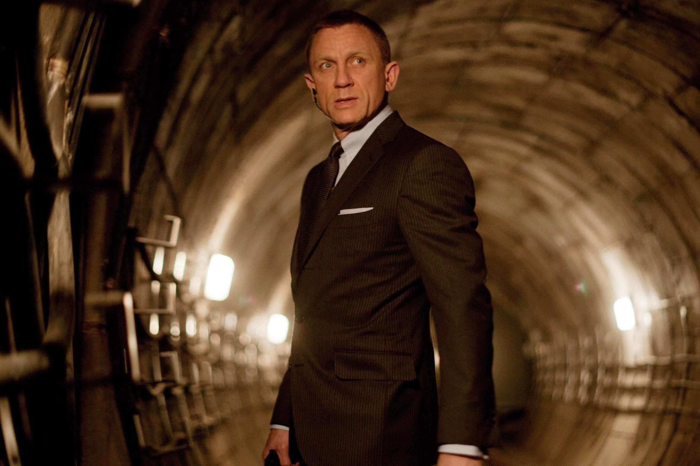 James Bond Movies - Spectre (2015)