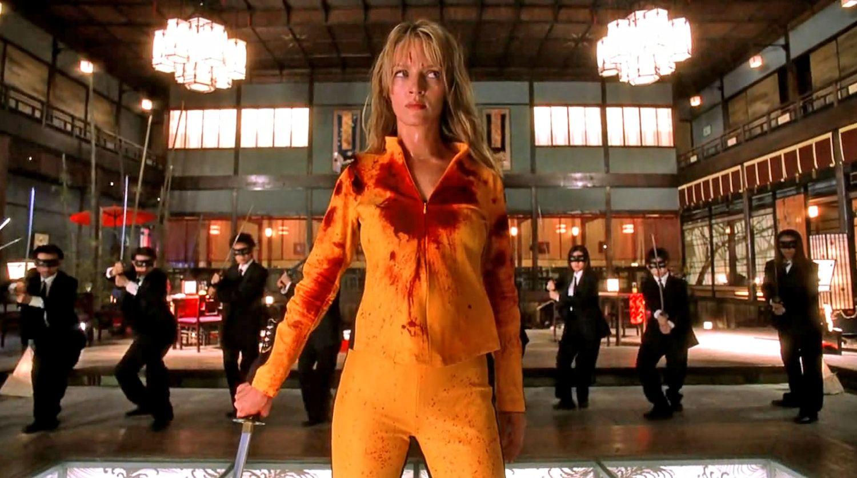 Movies like Kate - Kill Bill