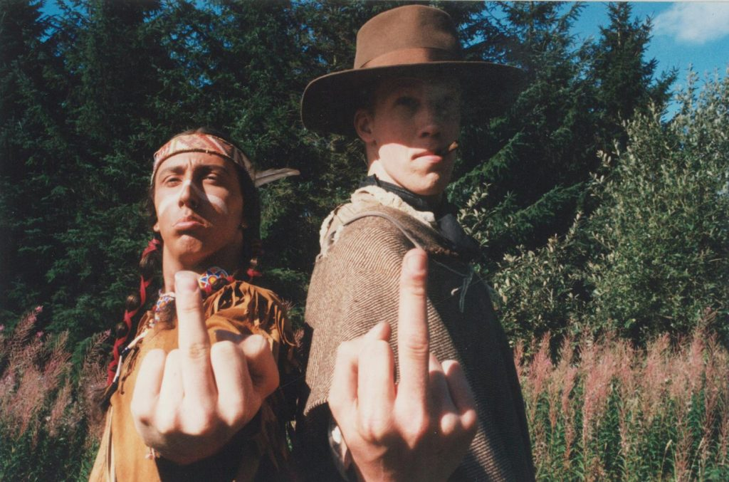 edgar wright movies a fistful of fingers